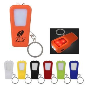 COB Light With Safety Whistle